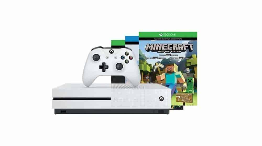 Xbox One S 500GB Console - Minecraft Bundle Review