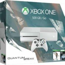 Xbox One 500GB White Console - Special Edition Quantum Break Bundle Review