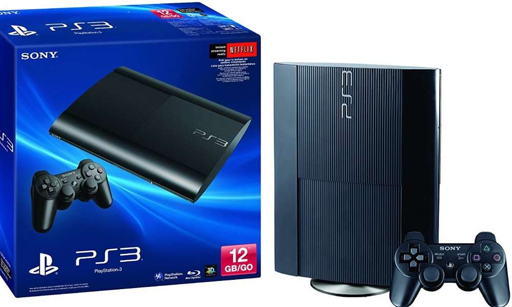 PlayStation 3 12 GB Review