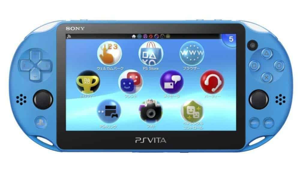 PlayStation Vita Japanese Version Review
